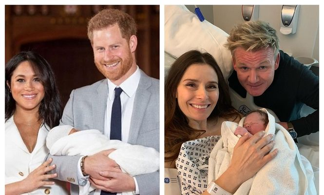 Meghan Markle, Prințul Harry, Gordon Ramsay