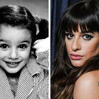 30 de copii frumosi care au devenit oameni mari: Lea Michele si Scarlett Johansson si-au urmat destinul