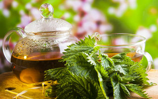 Ceaiul de urzică tratează acneea hormonală și accelerează creșterea părului