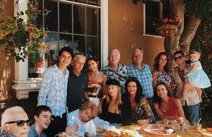 Michael Douglas și Catherine Zeta Jones