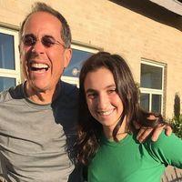 Jerry Seinfeld are cu ce se mandri: Cum arata fiica de 18 ani a starului