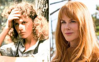 20 de actori la începutul carierei: Nicole Kidman e de nerecunoscut