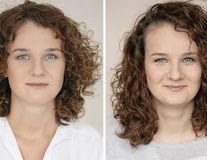 Ochii lor spun totul: 23 de femei înainte și după naștere