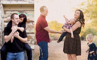 Adevărul despre viața de părinte: 50 de oameni înainte și după ce a venit barza