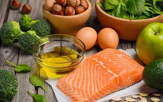 Acizii grași Omega-3 ar putea trata diabetul de tip 1