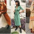 Cum să porți rochiile cu botine până la glezne. Cele mai bune asocieri