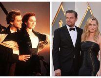 """Povestea frumoasă din """"Titanic"""" continuă și azi: Leonardo DiCaprio și Kate Winslet, prieteni de 23 de ani"""