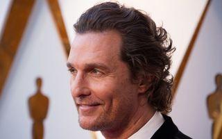 Matthew McConaughey, proful pe care ți l-ai dori la facultate: Starul va preda la Universitatea din Texas