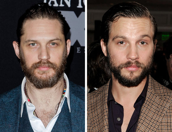 Tom Hardy și Logan Marshall-Green