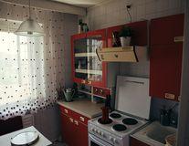 """Afacere inspirată din serialul """"Chernobyl"""": Apartamentul în care te simți ca pe vremea dezastrului nuclear poate fi închiriat"""