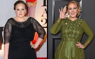 10 vedete care au slăbit incredibil: Adele arată fabulos