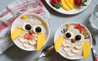 10 idei pentru micul dejun în zilele de școală
