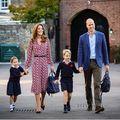 """Prinţesa Charlotte, în prima zi de școală: """"E foarte încântată!"""""""