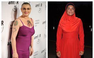 De la tatuaje, la portul musulman: Sinead O'Connor, de nerecunoscut după ce s-a convertit la Islam