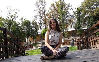 Alexandra Măceşanu, înscrisă în catalog alături de colegii din clasa a 10-a