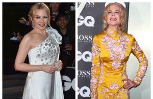Kylie Minogue și Nicole Kidman