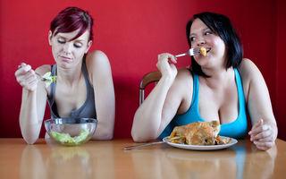 Studiu: persoanele obeze se bucură mai mult de fiecare masă