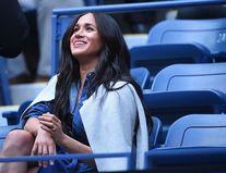 Meghan Markle transformă în aur tot ce atinge: Rochia pe care a purtat-o la US Open se vinde la preț dublu