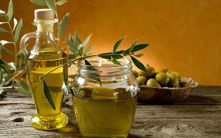 Uleiul de măsline poate reface organismul după un meniu cu grăsimi nocive