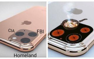 Lansarea iPhone 11: Cele mai amuzante reacții după ce Apple a lansat noile telefoane