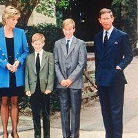Poza care l-a enervat pe Prințul William cand era adolescent: Toata clasa a ras de el cand imaginea topless cu Prințesa Diana a aparut in ziar