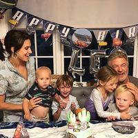 Alec Baldwin, al cincilea copil la 61 de ani: Soția lui e din nou insarcinata