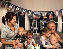 Alec Baldwin, al cincilea copil la 61 de ani: Soția lui e din nou însărcinată