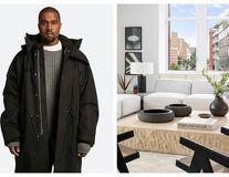 Apartamentul lui Kanye West se vinde cu 4,7 milioane de dolari. Starul l-a amenajat din două locuințe alăturate