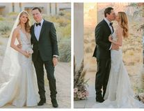 Nuntă în inima deșertului: DJ Tiësto s-a căsătorit cu modelul Annika Backes - FOTO