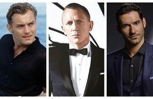 Jude Law, Daniel Craig, Tom Ellis