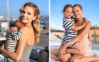 Cum arată copiii celor mai frumoase femei din lume: Au câștigat la loteria genelor!