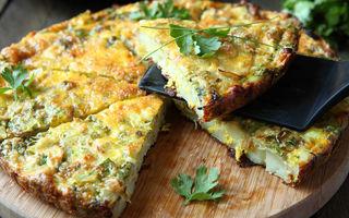 3 idei pentru o cină vegetariană rapidă