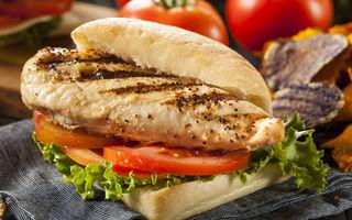 5 sandvișuri sănătoase care te ajută să slăbești
