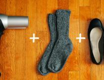 Cum lărgești pantofii care te strâng. Trucuri simple, dar eficiente