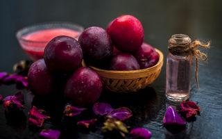 Uleiul din sâmburi de prune este noul ulei de argan?