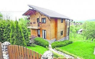 Casa de la munte a Andreei Marin. Un vis realizat cu mare atenție la buget