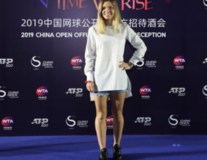 Simona Halep şi-a expus la Beijing ceasul de 40.000 de euro