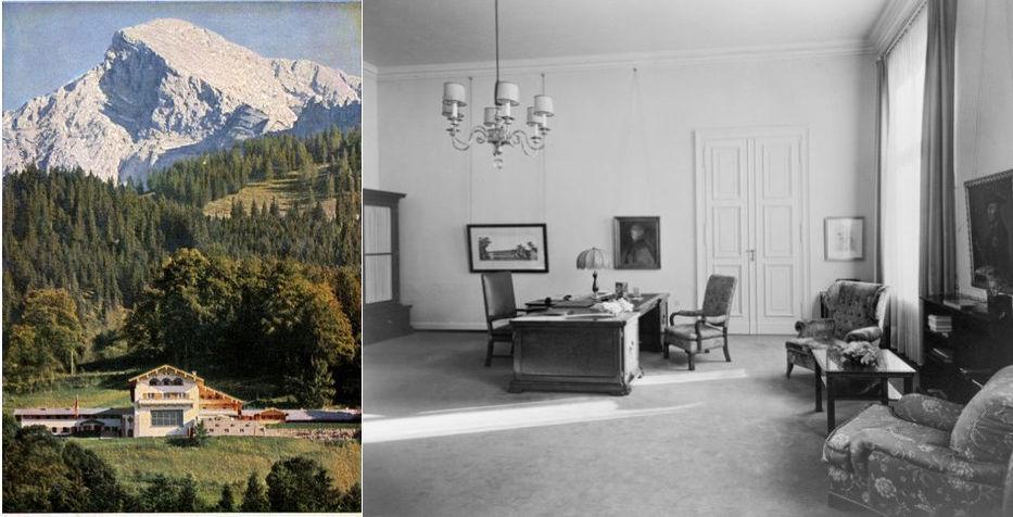 Casele lui Adolf Hitler. Povestea celor 3 locuinte ale Fuhrerului