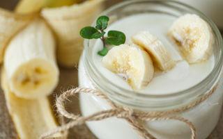 Dieta cu banane și lapte: secretul siluetei ideale