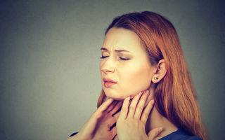 Ce să mănânci când te doare în gât?