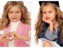 """Cea mai frumoasă fetiță din lume: """"Păpușa"""" blondă și cu ochi albaștri care a cucerit lumea cu frumusețea ei"""
