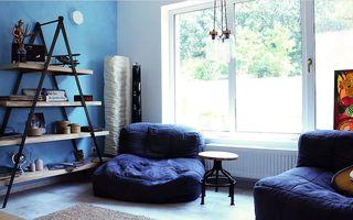 Cum arată casa lui Smiley? O mare de calm cu decorațiuni vintage și rustice