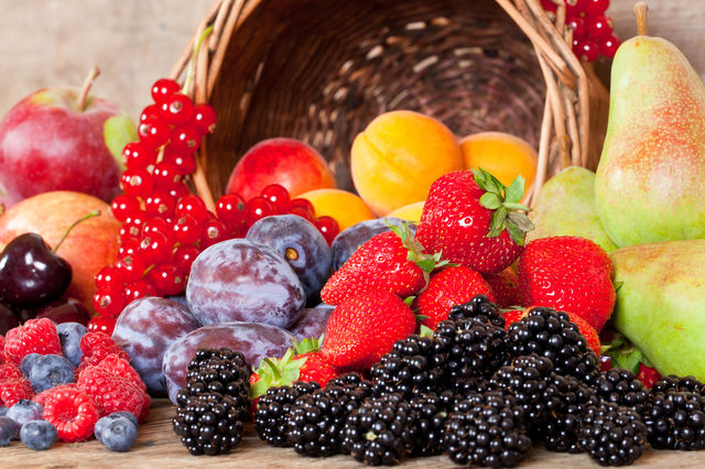 Cele mai bune 9 fructe pentru dietă. Te ajută să slăbești mai repede