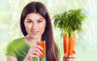 Poate sucul de morcovi să vindece cancerul?