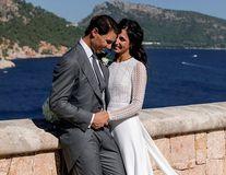Nunta lui Rafael Nadal: Rochia de mireasă pe care a purtat-o iubita lui