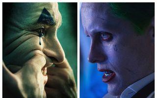 """Joaquin Phoenix l-a distrus psihic pe Jared Leto cu rolul din """"Joker"""": Manevra disperată pe care a încercat-o starul din """"Suicide Squad"""""""