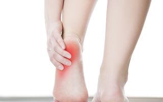 Durerea de călcâie: cauze și remedii