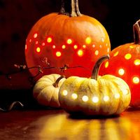 Decorarea casei de Halloween. 40 de idei simple si geniale