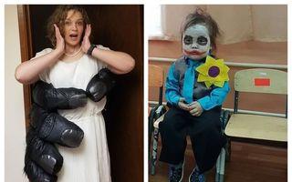Cele mai tari costumații de Halloween: 30 de idei mortale