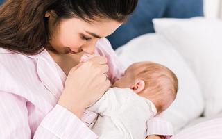 Ce trebuie să mănânci când alăptezi un nou născut?
